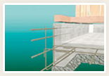 大事な建物を支えるベタ基礎構造