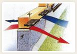 通気基礎パッキンを採用して床下の換気を確保